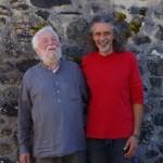 Pas peu fier... 15 juillet 2017, rencontre avec Peter Hess. Gargilesse-Dampierre