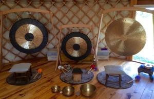 séance Chant de Gong